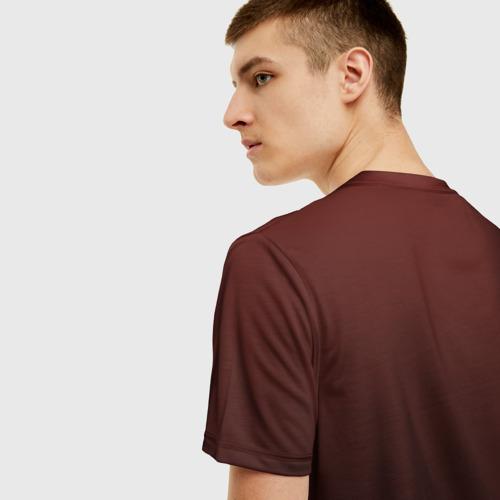 Мужская футболка 3D Иван и корона Фото 01