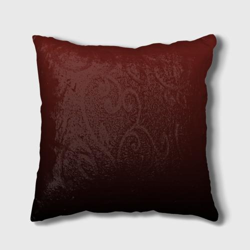 Подушка 3D Саша и корона Фото 01