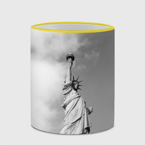 Кружка с полной запечаткой  Фото 03, Статуя Свободы