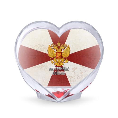 Сувенир Сердце  Фото 01, Внутренние войска