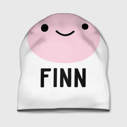 Шапка 3D Finn
