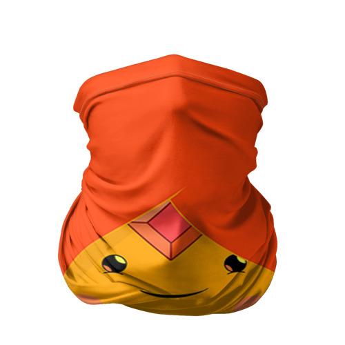 Бандана-труба 3D Огненная принцесса
