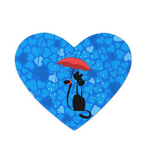 красивые картинки сердца под зонтом девушка