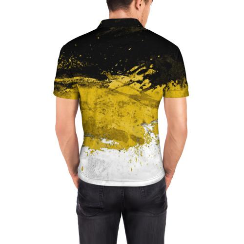 Мужская рубашка поло 3D  Фото 04, Я русский