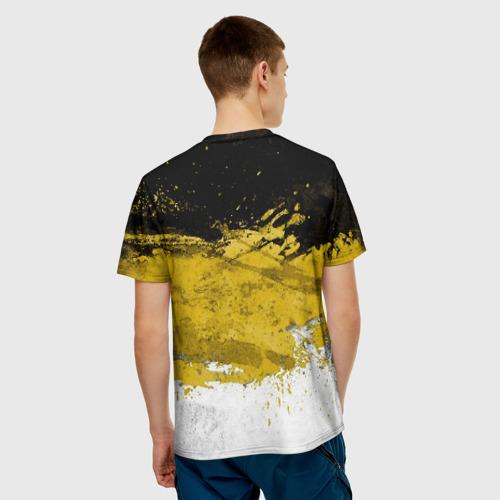 Мужская футболка 3D  Фото 04, Я русский