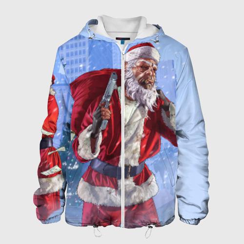 Мужская куртка 3D  Фото 01, GTA