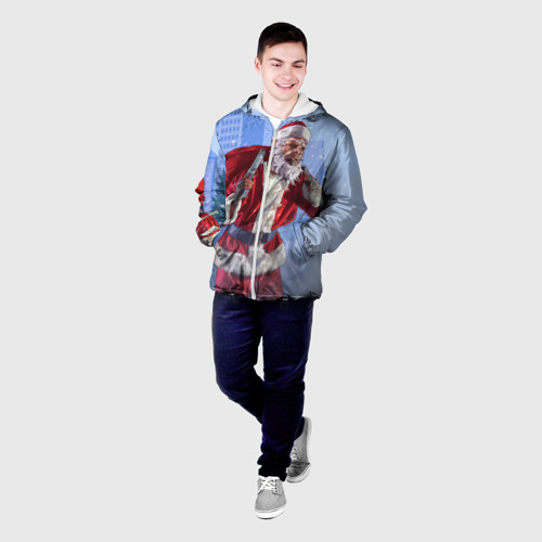 Мужская куртка 3D  Фото 03, GTA