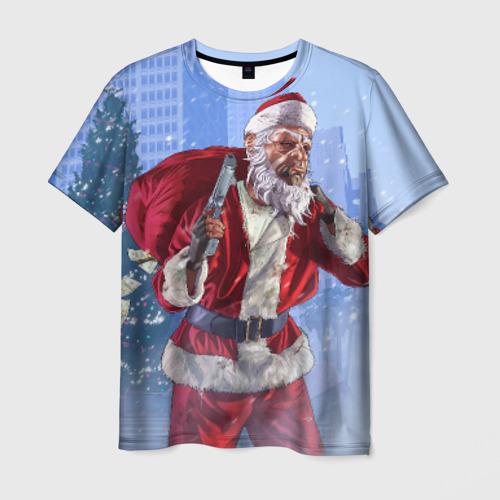 Мужская футболка 3D  Фото 03, GTA