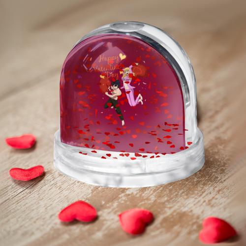 Водяной шар  Фото 04, Valentine's day5