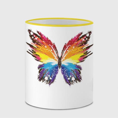 Кружка с полной запечаткой  Фото 03, Butterfly
