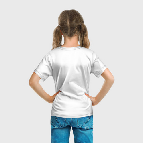 Детская футболка 3D  Фото 04, Butterfly