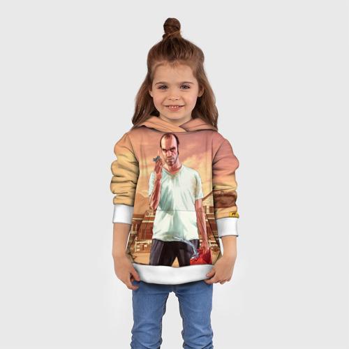 Детская толстовка 3D  Фото 01, Тревор