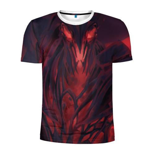 Мужская футболка 3D спортивная  Фото 01, Shadow fiend