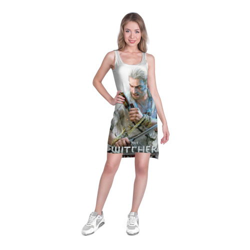 Платье-майка 3D  Фото 03, Witcher
