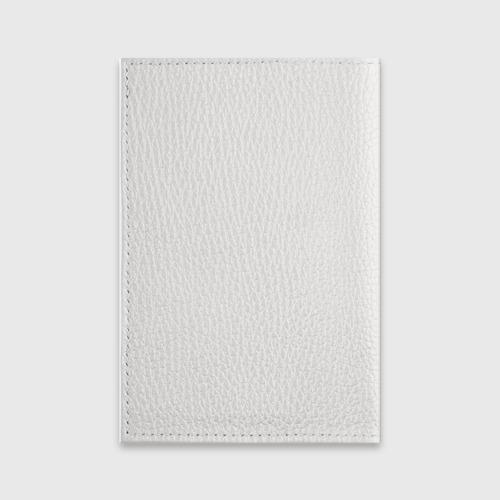 Обложка для паспорта матовая кожа Witcher Фото 01