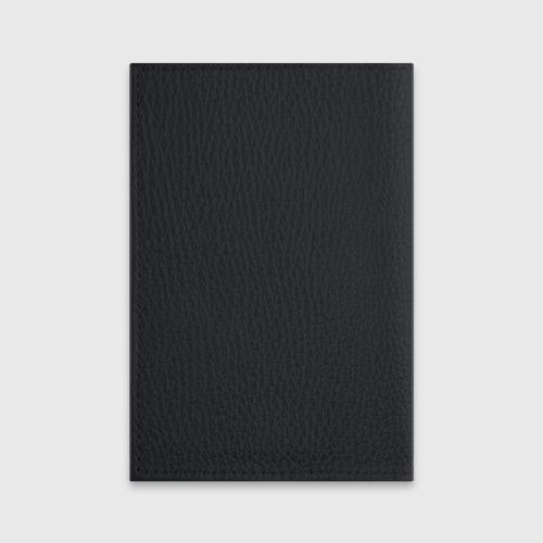 Обложка для паспорта матовая кожа  Фото 02, Witcher