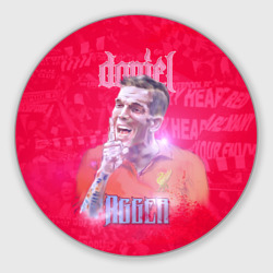 Daniel Agger. Liverpool