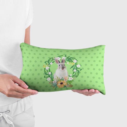 Подушка 3D антистресс  Фото 03, винтажный зайка