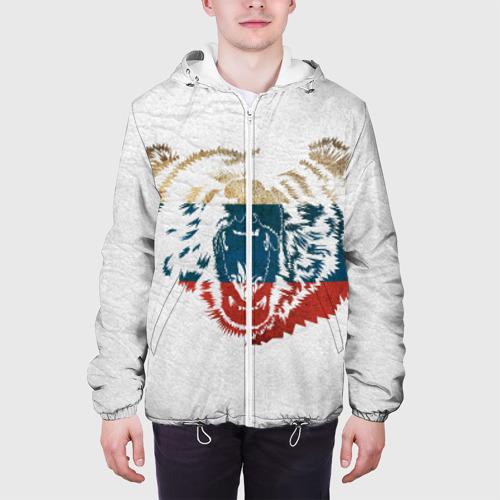 Мужская куртка 3D  Фото 04, Russian Bear