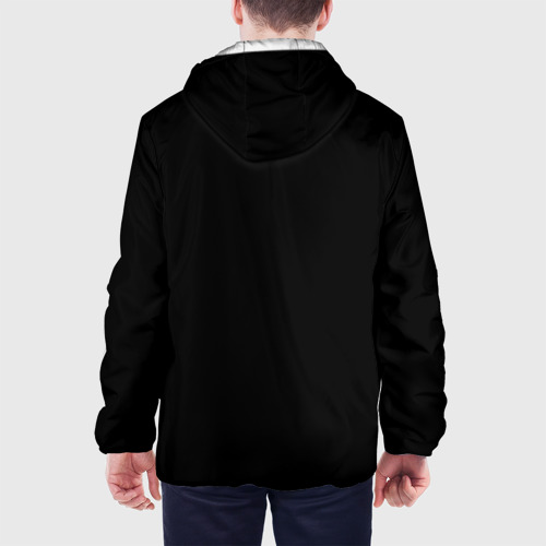 Мужская куртка 3D  Фото 05, model