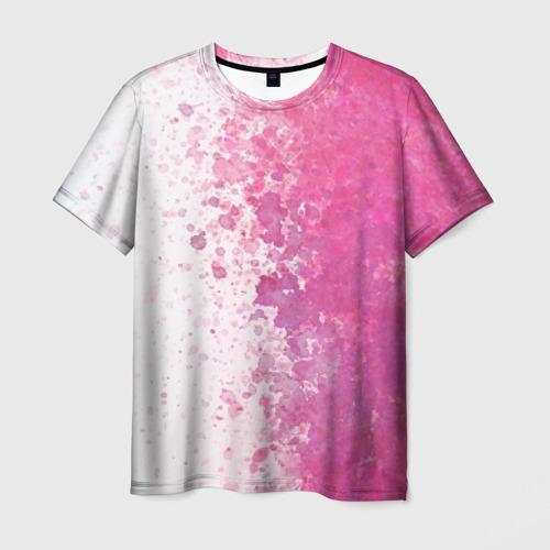 Мужская футболка 3D  Фото 03, Краска