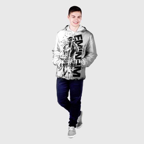 Мужская куртка 3D  Фото 03, Eminem