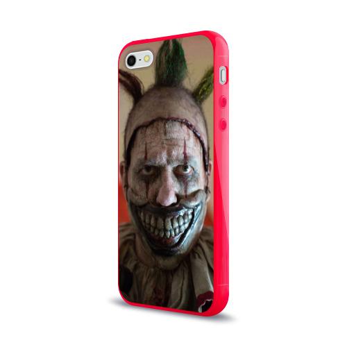 Чехол для Apple iPhone 5/5S силиконовый глянцевый American horror story Фото 01
