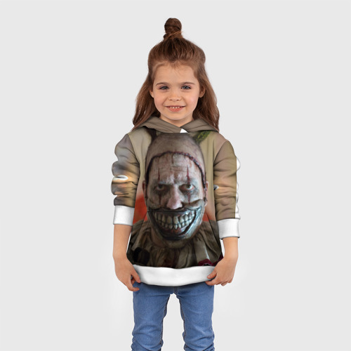 Детская толстовка 3D  Фото 01, American horror story