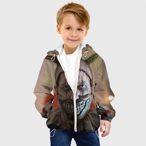 Детская куртка 3D  Фото 03, American horror story