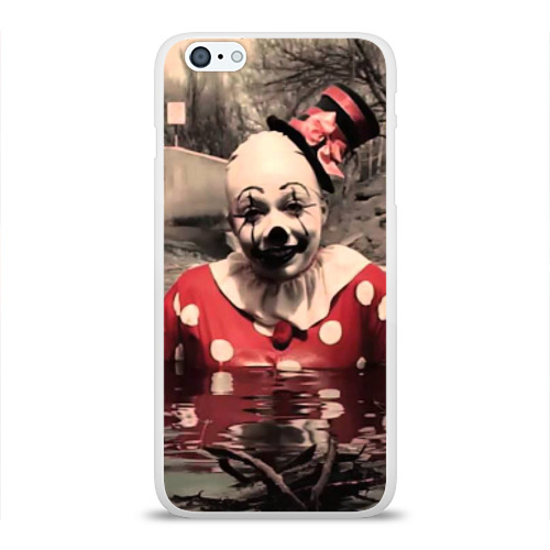 Чехол для Apple iPhone 6Plus/6SPlus силиконовый глянцевый  Фото 01, american horror story
