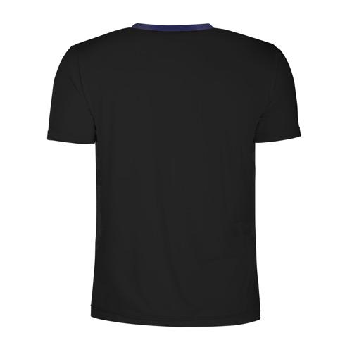 Мужская футболка 3D спортивная Кот Фото 01