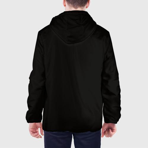 Мужская куртка 3D  Фото 05, Девушка в наушниках
