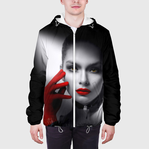 Мужская куртка 3D  Фото 04, Девушка
