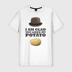 I am glad you liked my potato