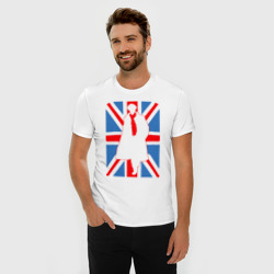 Sherlock Holmes Union Jack