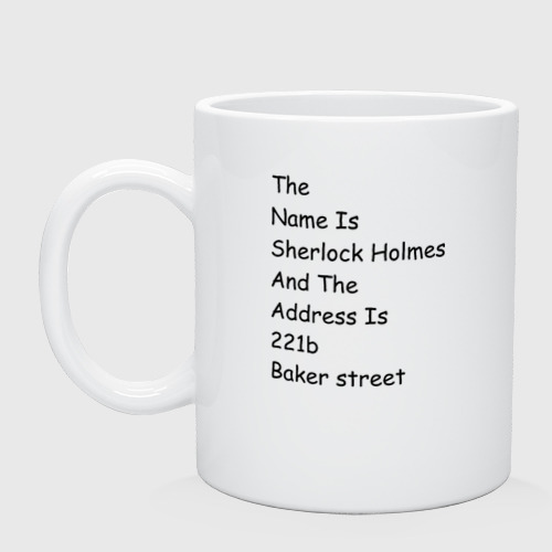 The names Sherlock Holmes