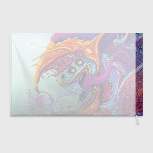 Флаг 3D  Фото 02, Hyper beast