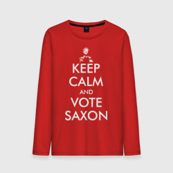 Keep Calm and Vote Saxon