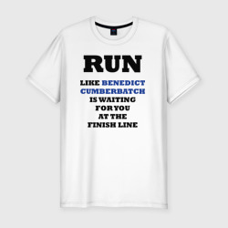Run Like Benedict Cumberbatch