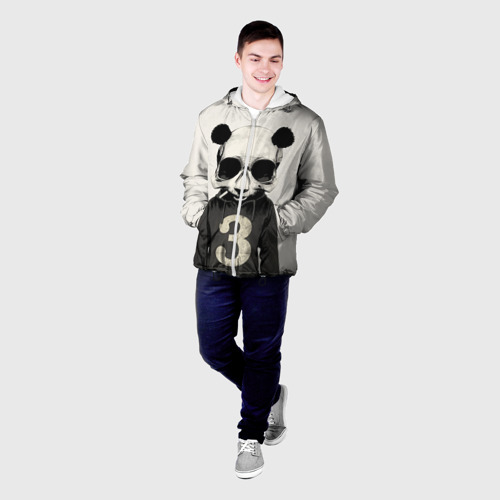 Мужская куртка 3D  Фото 03, Панда