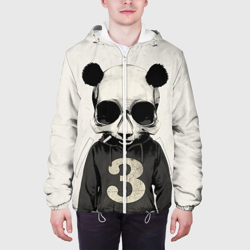 Мужская куртка 3D  Фото 04, Панда