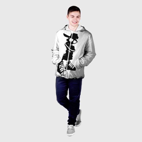 Мужская куртка 3D  Фото 03, Пацанчик