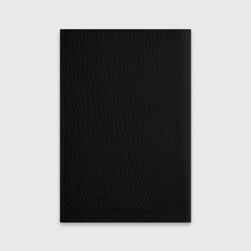 Обложка для паспорта матовая кожа  Фото 02, Свидетельница