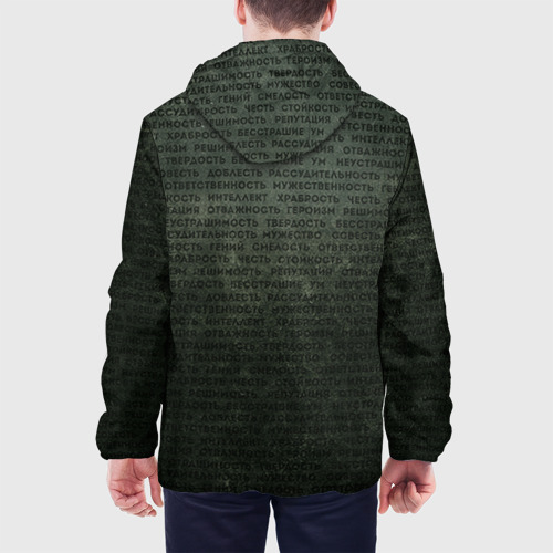 Мужская куртка 3D  Фото 05, Облако тегов 1