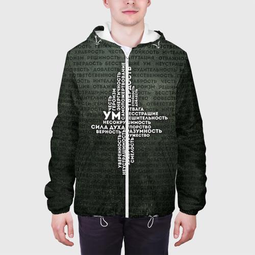 Мужская куртка 3D  Фото 04, Облако тегов 1