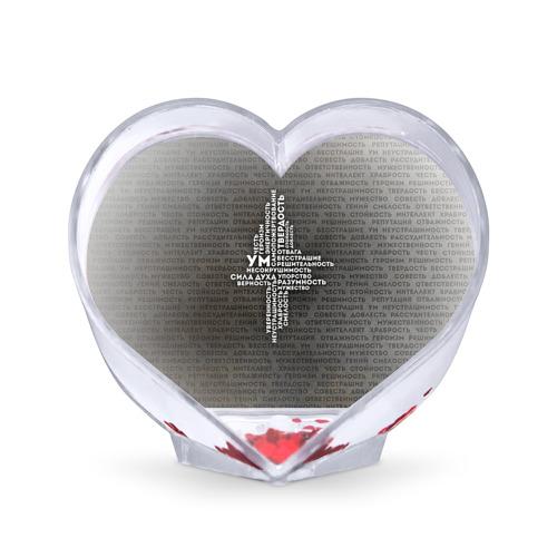 Сувенир Сердце Облако тегов 2 Фото 01