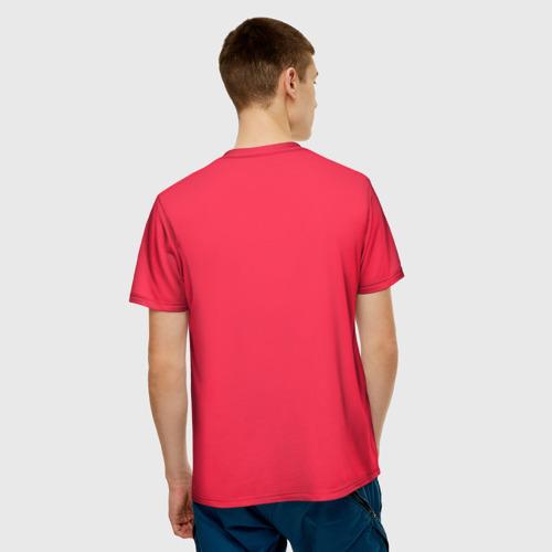 Мужская футболка 3D  Фото 02, Ziggy Stardust