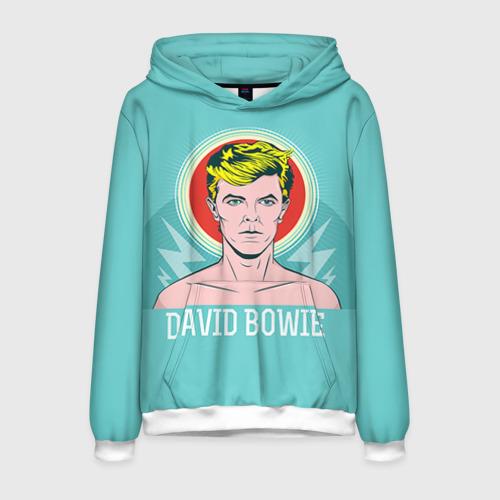 Мужская толстовка 3D David Bowie от Всемайки