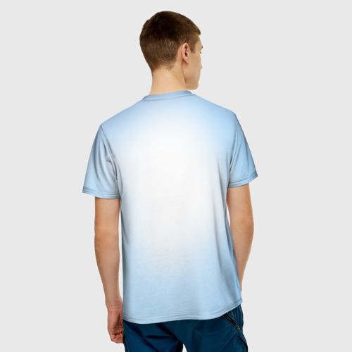 Мужская футболка 3D  Фото 02, Aladdin sane