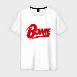 Bowie надпись